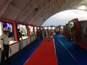 Stall Designing & Fabricator services