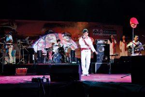 Euphoria live Concert